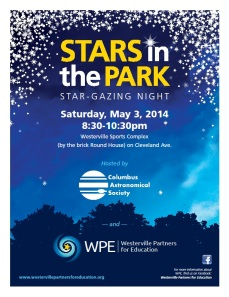 Stars in the Park 2014